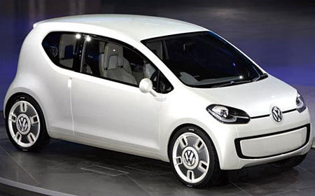 Volkswagen Up! 1.0 EcoFuel BMT take up!